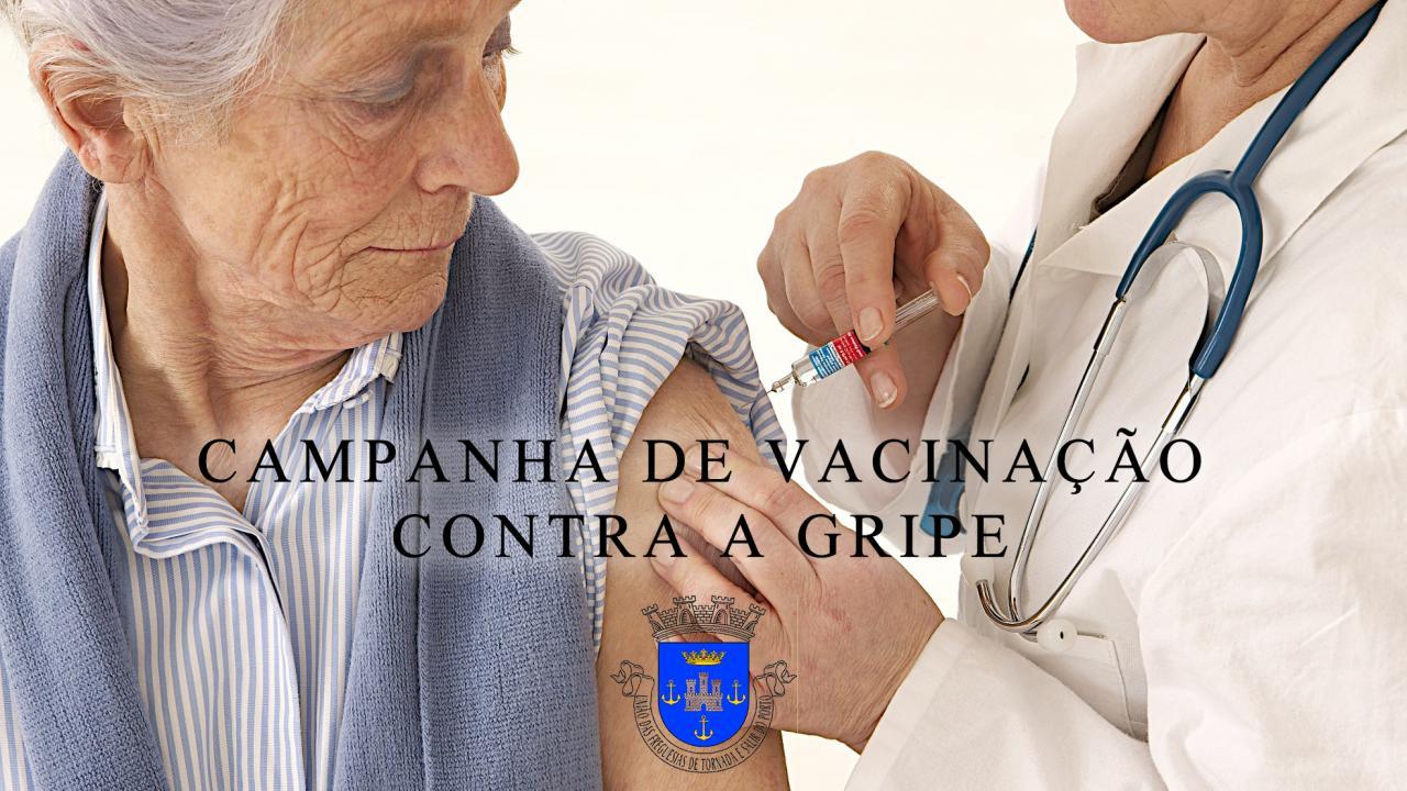 Campanha de Vacinação contra a Gripe - Locais e Horários