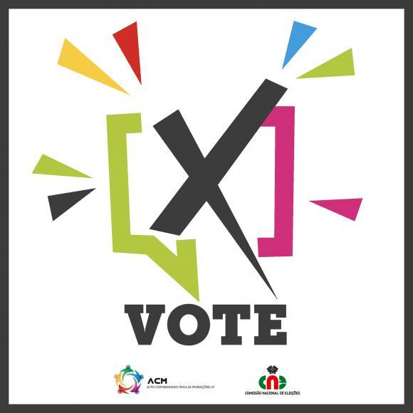 RECENSEAMENTO - Aos cidadãos e cidadãs  estrangeiros residentes em Portugal - Como votar nas eleições autárquicas 2021